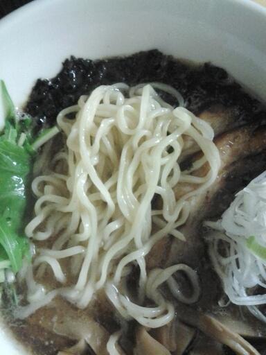 (3/4) 新潟市中央区信濃町・MAMEYA: ラーメンの話